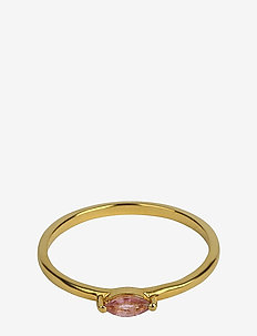 Divine Ring Gold - bagues - gold