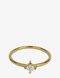Divine Ring Gold - gold
