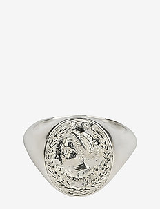 Beaches Aphrodite Ring Silver - ringe - silver