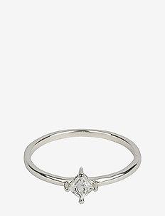 Divine Ring Silver - ringe - silver