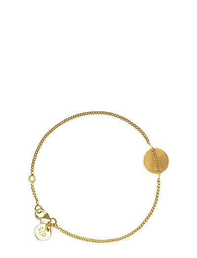 MINIMALISTICA BREATHE BRACELET GOLD - GOLD
