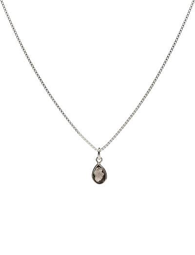 Beloved Chain Silver Smokey - SILVER