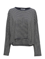 T By Alexander Wang - L/S Drop Shoulder Tee