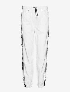 TRACK PANT - OPTIC WHITE - OPTIC WHITE