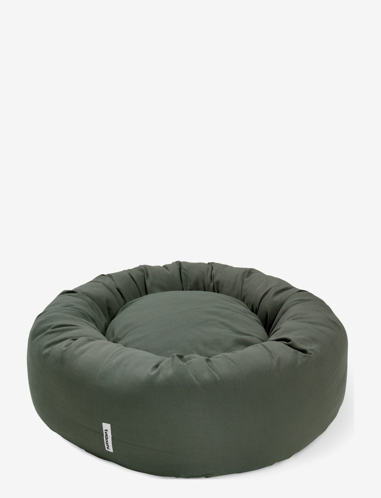 tadazhi - Donut bed - nyheder - pine green - 0