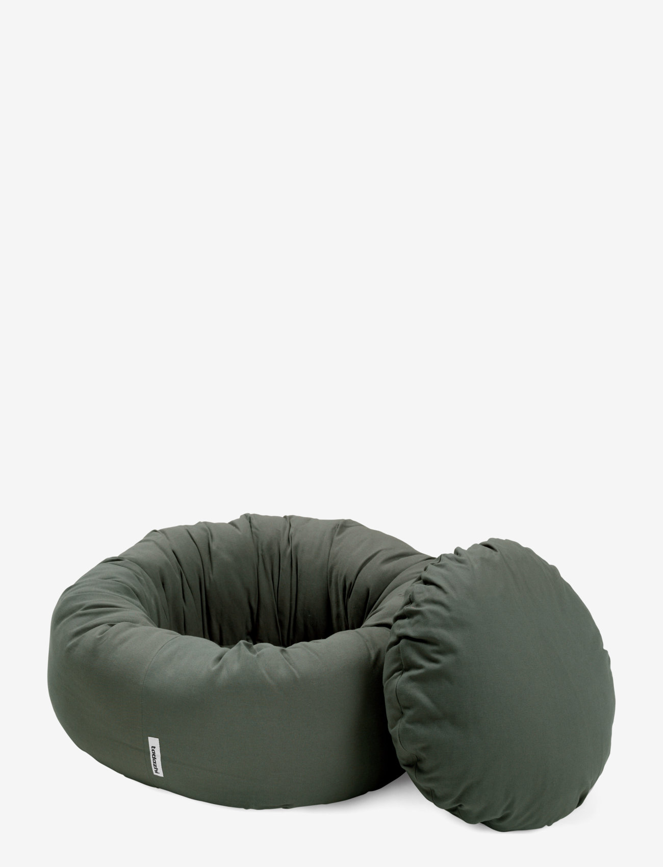 tadazhi - Donut bed - nyheder - pine green - 1