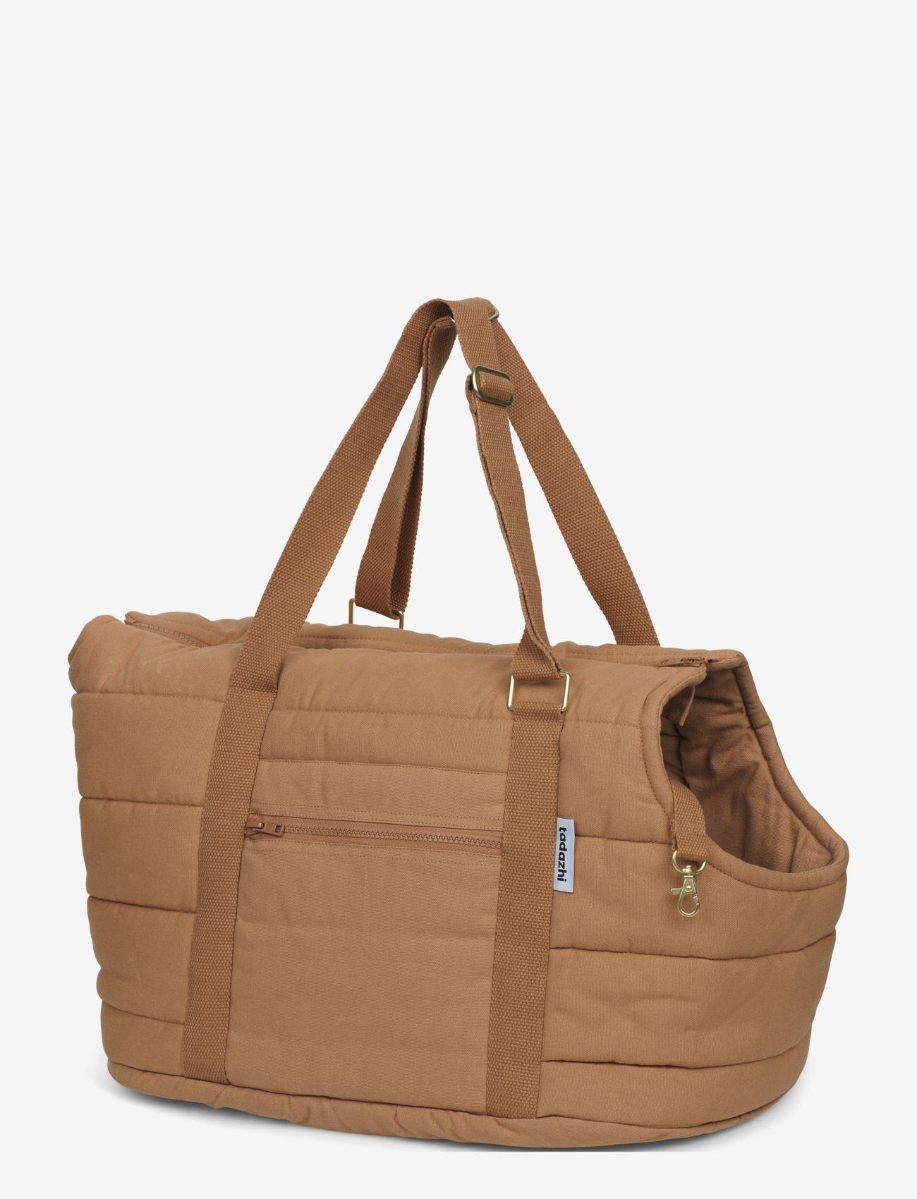 tadazhi - Dog bag carrier - light brown - 0