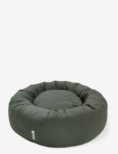 Donut bed - hundesenger - pine green