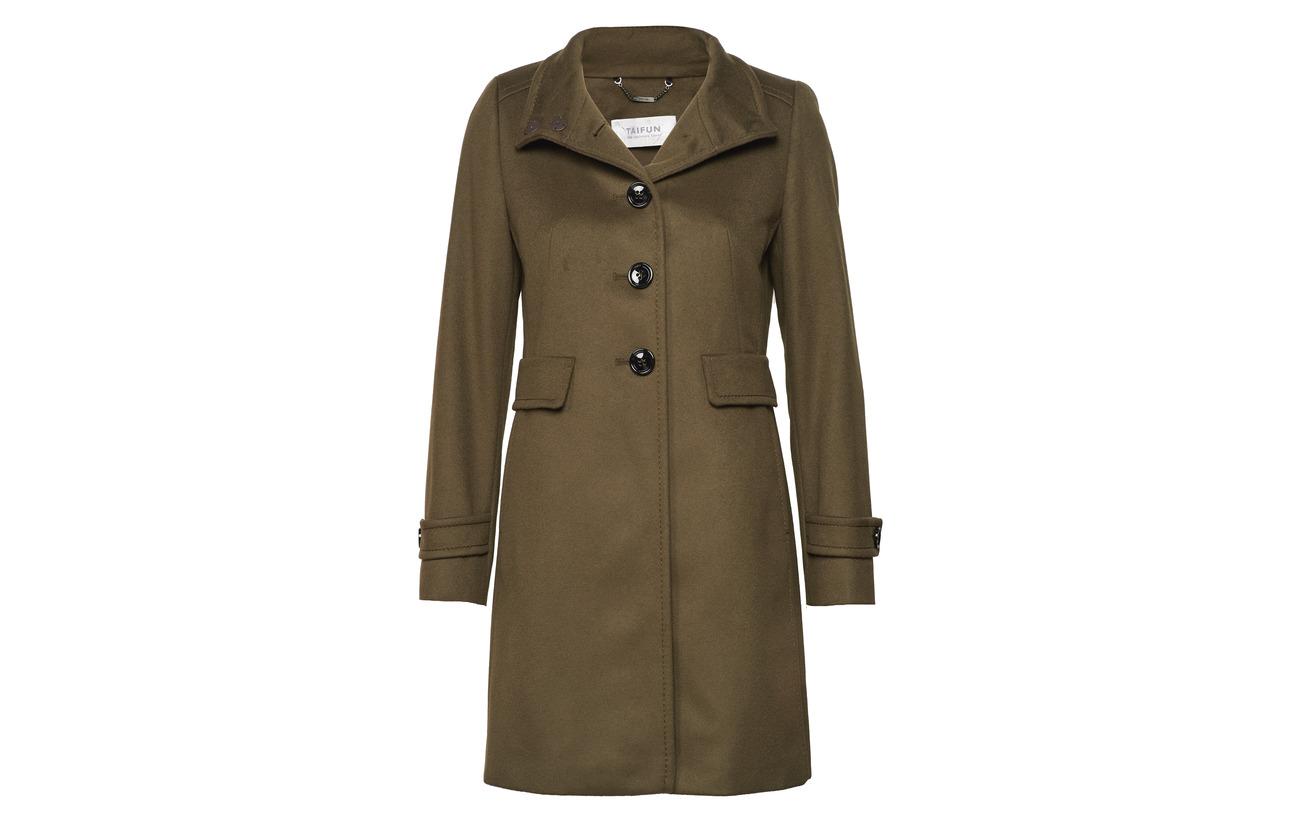 Laine Wool 60 20 Cachemire Outdoorjacket Taifun Olive Polyamide Branch v5xnXnqT