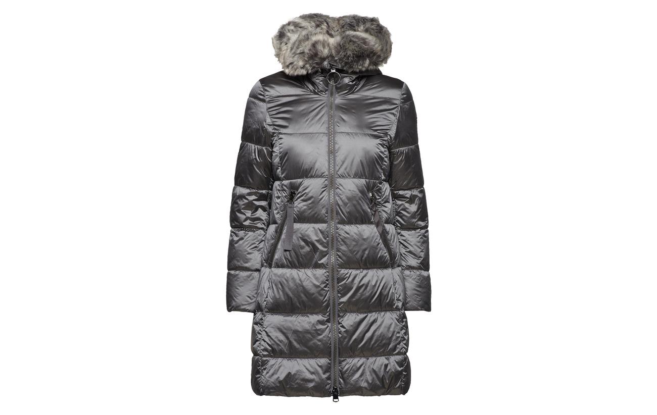 Wool Polyamide Coat Not 100 Anthra Taifun EZqUxHZ