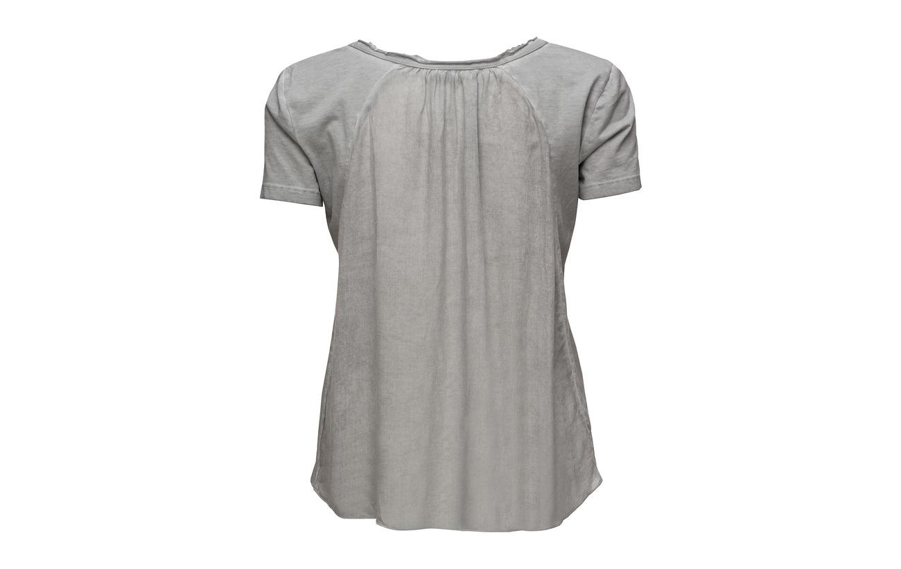 Hortensia Coton Short 100 T shirt sleeve Taifun wPvaq
