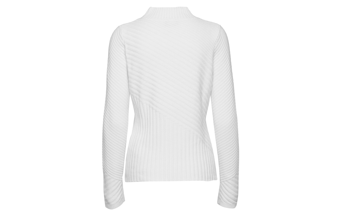 Taifun 35 Cachemire Pullover Viscose 2 25 38 Polyamide Long Laine Off white sleeve 0rd7q0Sxw