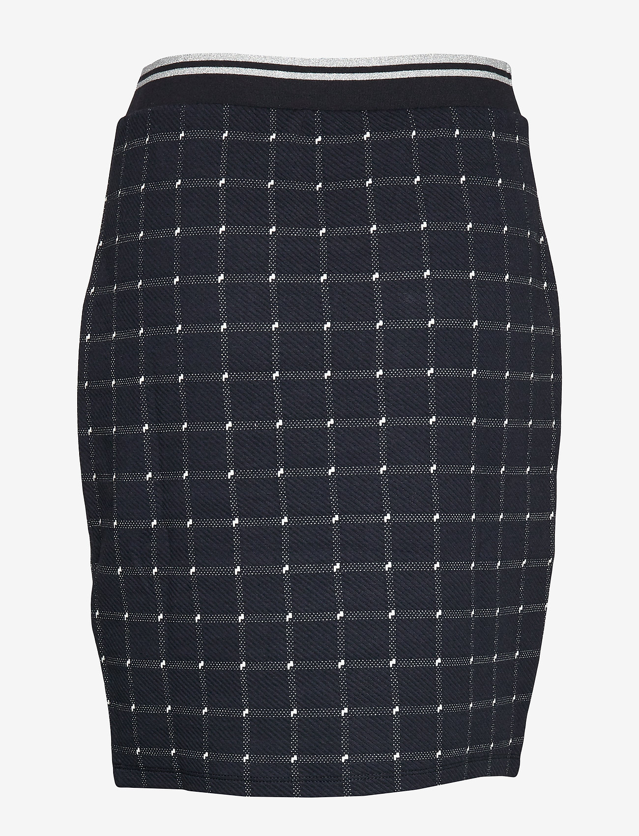 Skirt Knitwear (Navy Patternd) - Taifun r7uSVa