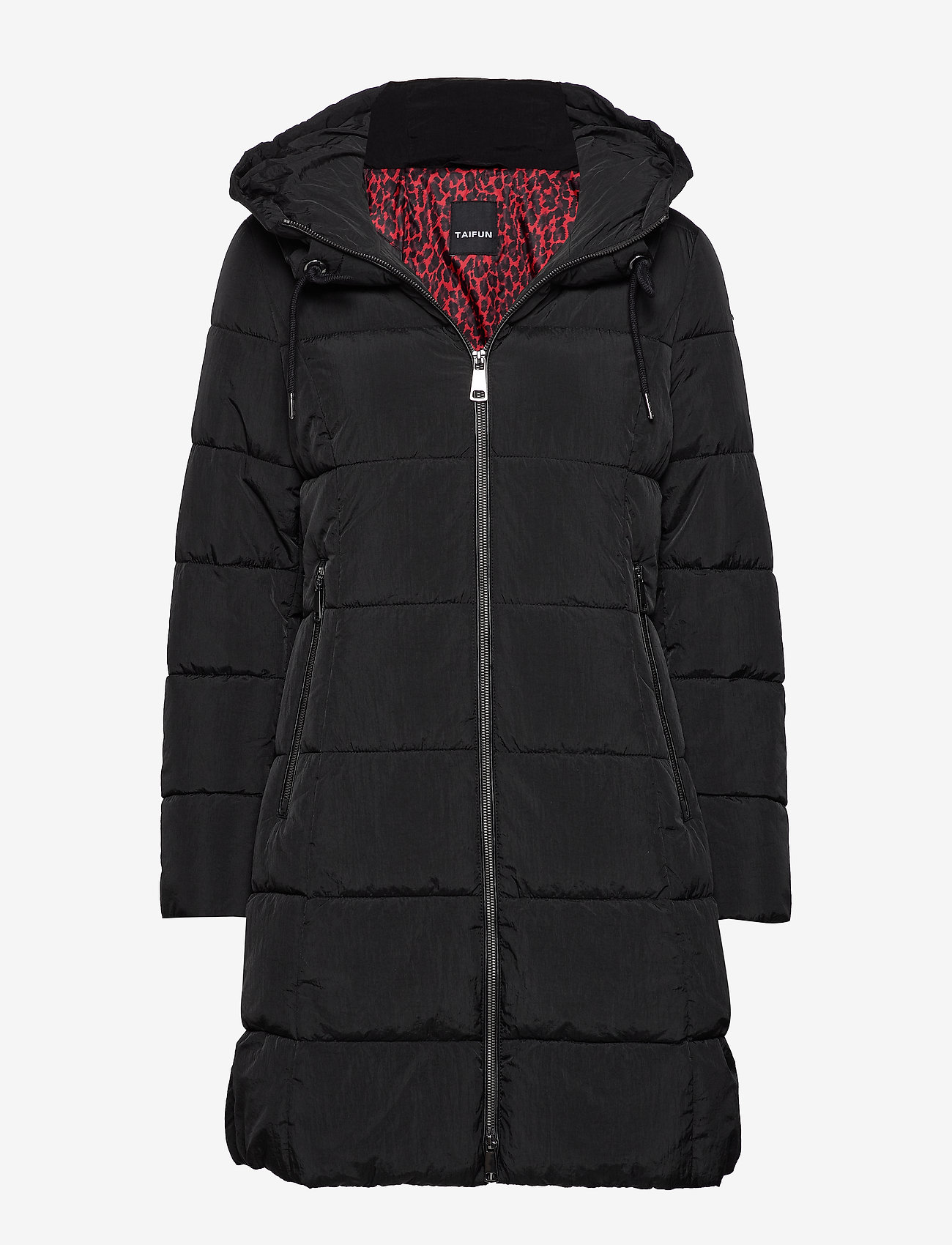 Taifun - OUTDOOR JACKET NO WO - dunkappor - black - 0
