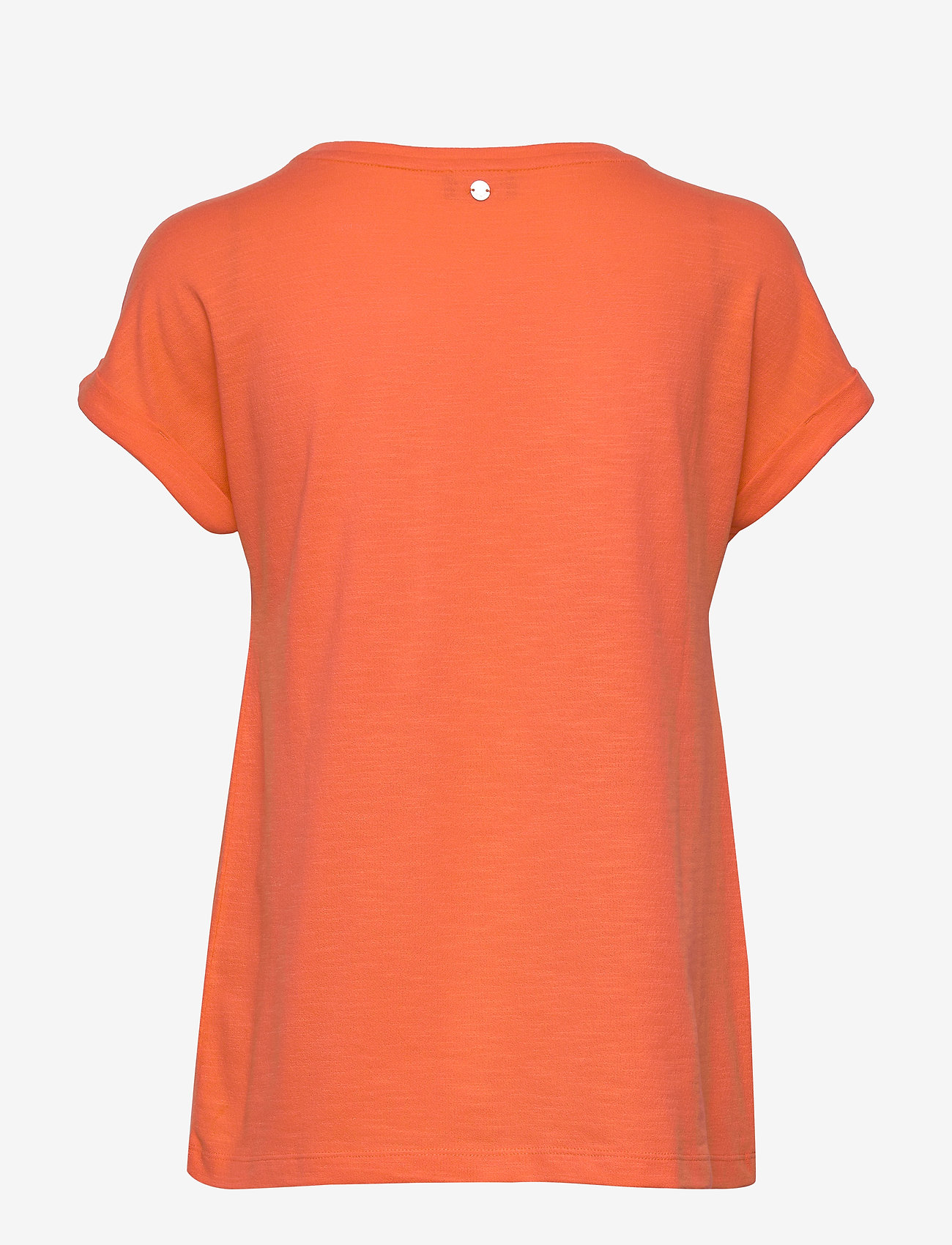 Taifun - T-SHIRT SHORT-SLEEVE - t-shirts - tigerlilly orange - 1
