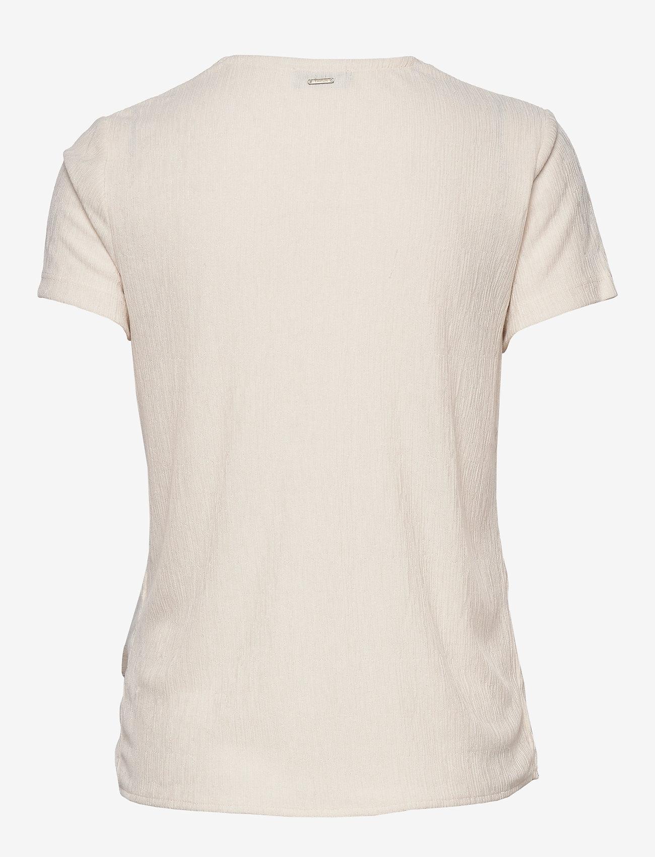 Taifun - T-SHIRT SHORT-SLEEVE - t-shirts - linen - 1