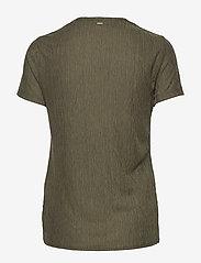 Taifun - T-SHIRT SHORT-SLEEVE - t-shirts - soft khaki - 1