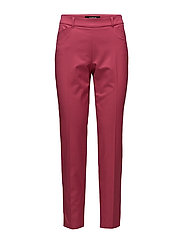 CROP LEISURE TROUSER - HORTENSIA