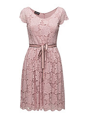 DRESS WOVEN FABRIC - BLUSH