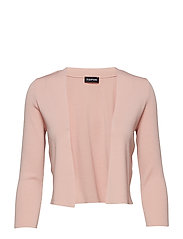 JACKET KNITWEAR - PEARL BLUSH