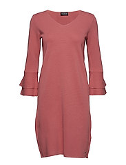 DRESS KNITWEAR - DUSTY PINK