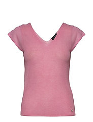 TOP KNITWEAR - PINK SUGAR