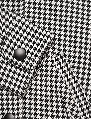 Taifun - JACKET KNIT FABRICS - wool jackets - black patterned - 3