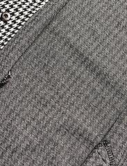 Taifun - JACKET KNIT FABRICS - wool jackets - black patterned - 4