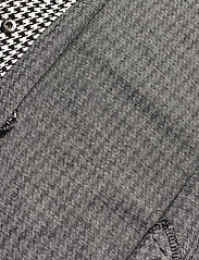 Taifun - JACKET KNIT FABRICS - ulljackor - black patterned - 4
