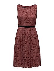 DRESS WOVEN FABRIC - MARSALA
