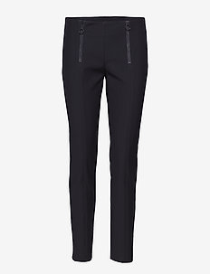 LEISURE TROUSERS LON - spodnie na co dzień - dark blue