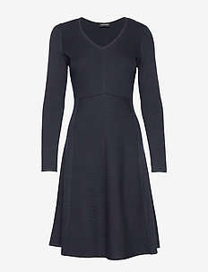 DRESS KNITWEAR - NAVY