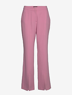 LEISURE TROUSERS LON - vida byxor - pink sugar