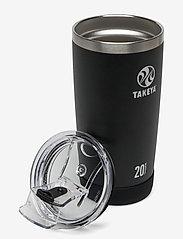 Takeya - TAKEYA Actives Insulated Tumblers 20oz/600ml - mugs isothermes - onyx - 1