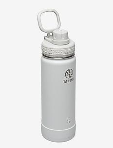 TAKEYA Actives Insulated Bottle 18oz/530ml - vannflasker og termoser - pebble