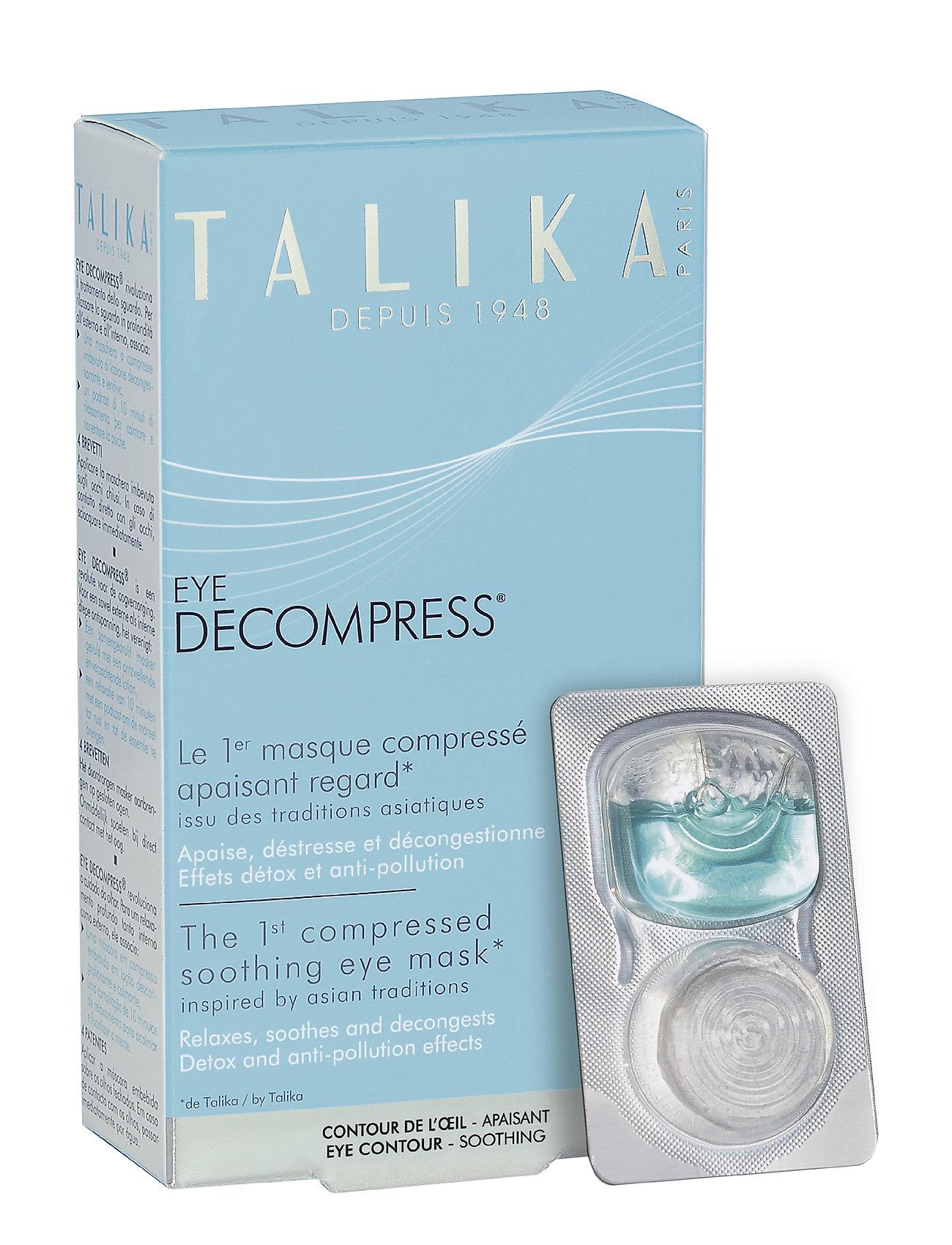 Talika Eye Decompress - CLEAR
