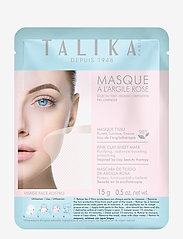Talika - Pink Clay Sheet Mask - sheet mask - clear - 0