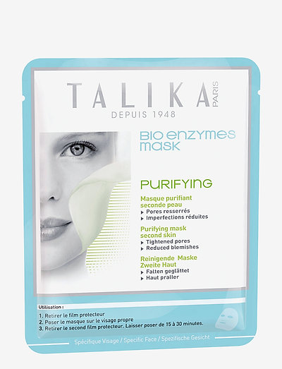 Bio Enzymes Purifying Mask - CLEAR