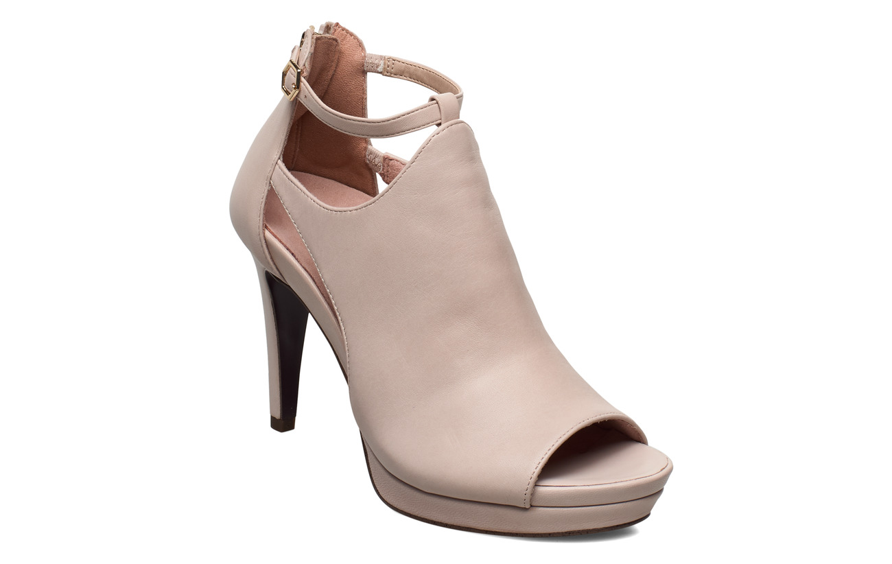 Tamaris Heart & Sole Woms Sandals - NUDE