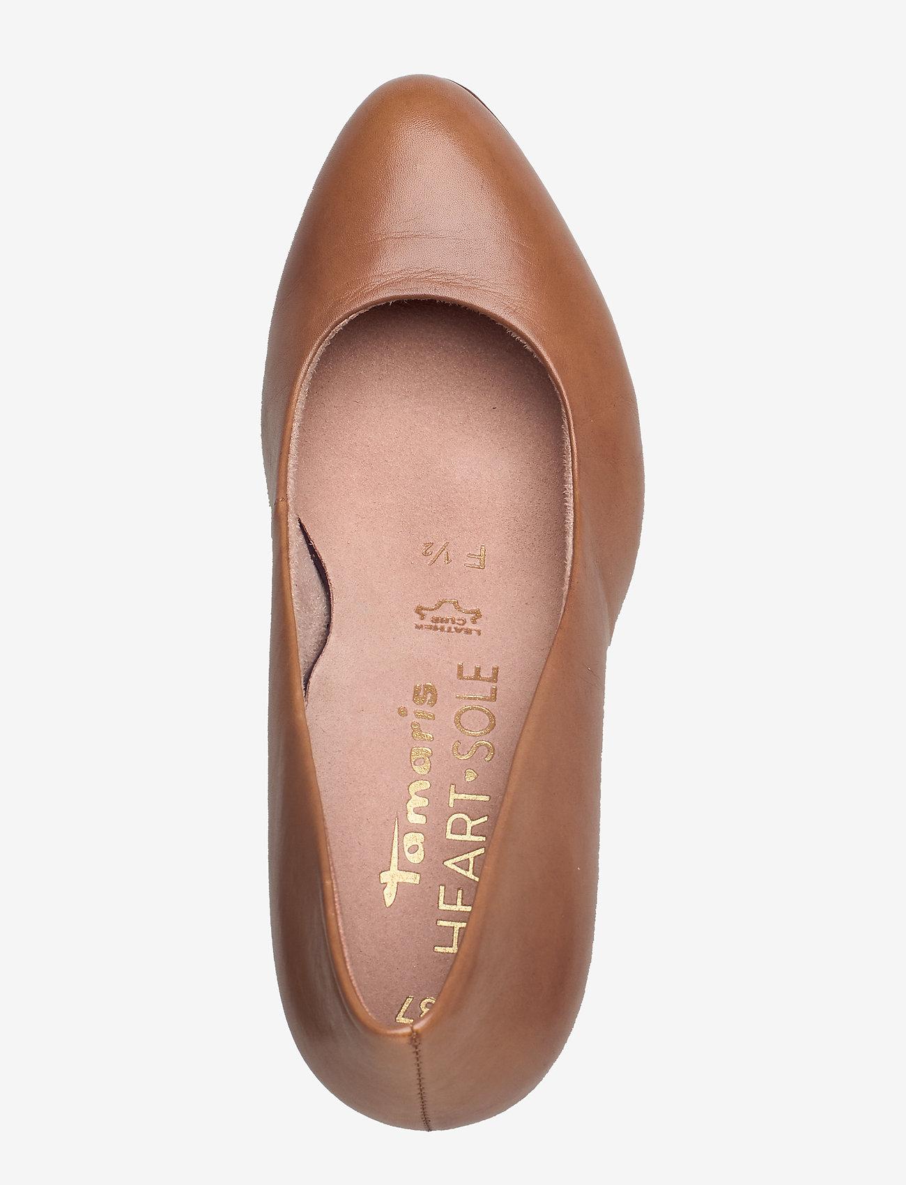 Woms Court Shoe (Nut) (44.98 €) - Tamaris Heart & Sole QHr3l