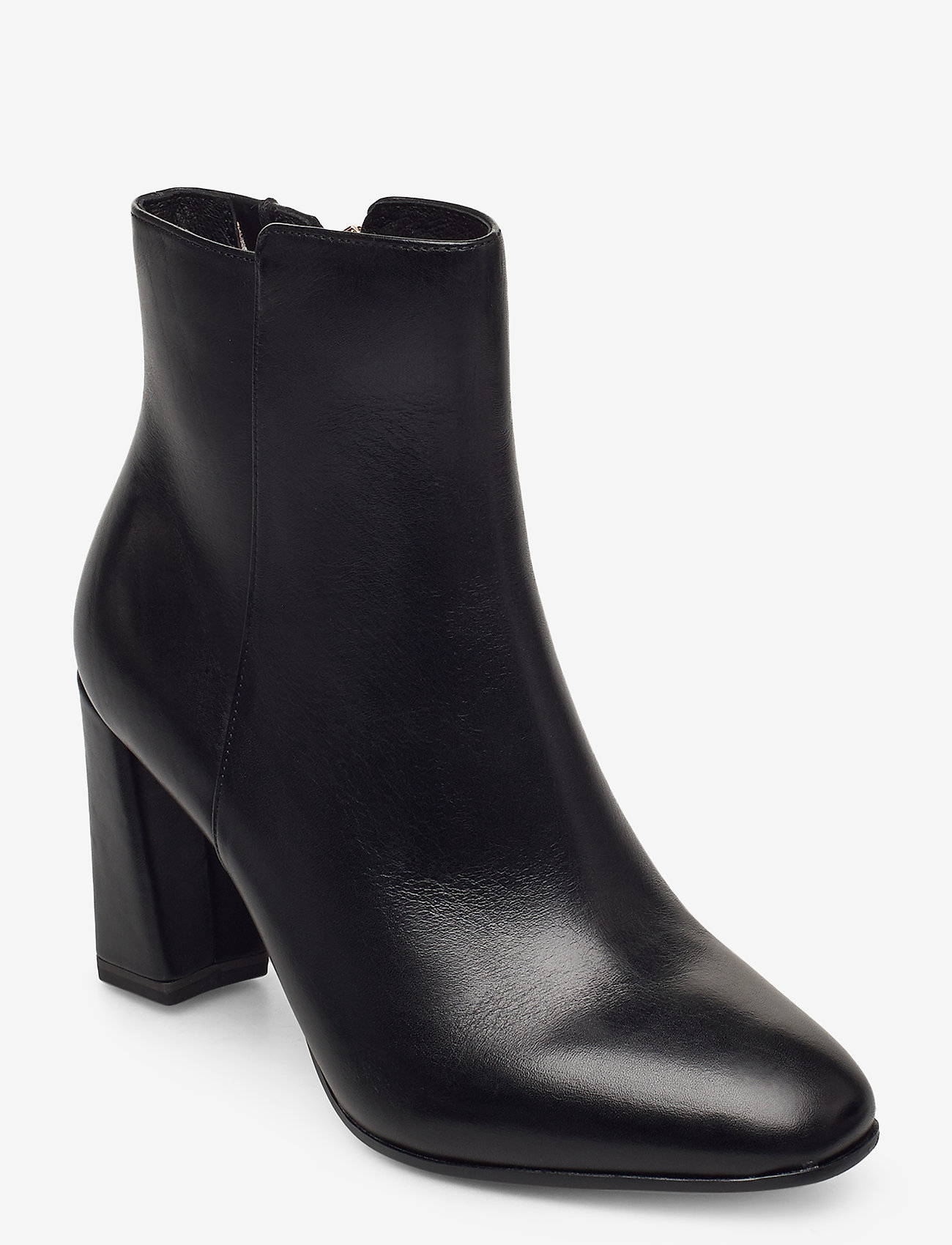Tamaris Heart & Sole - Woms Boots - enkellaarsjes met hak - black - 0