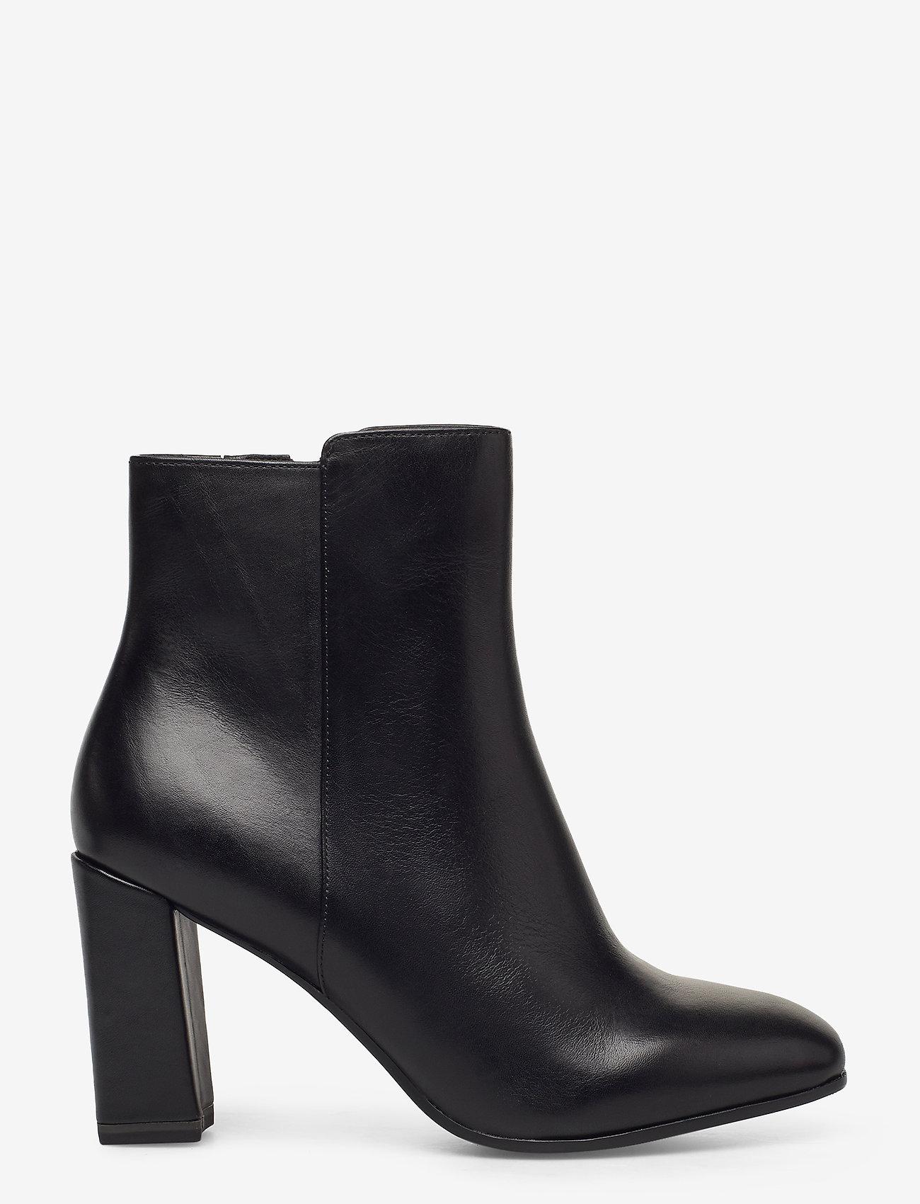 Tamaris Heart & Sole - Woms Boots - enkellaarsjes met hak - black - 1