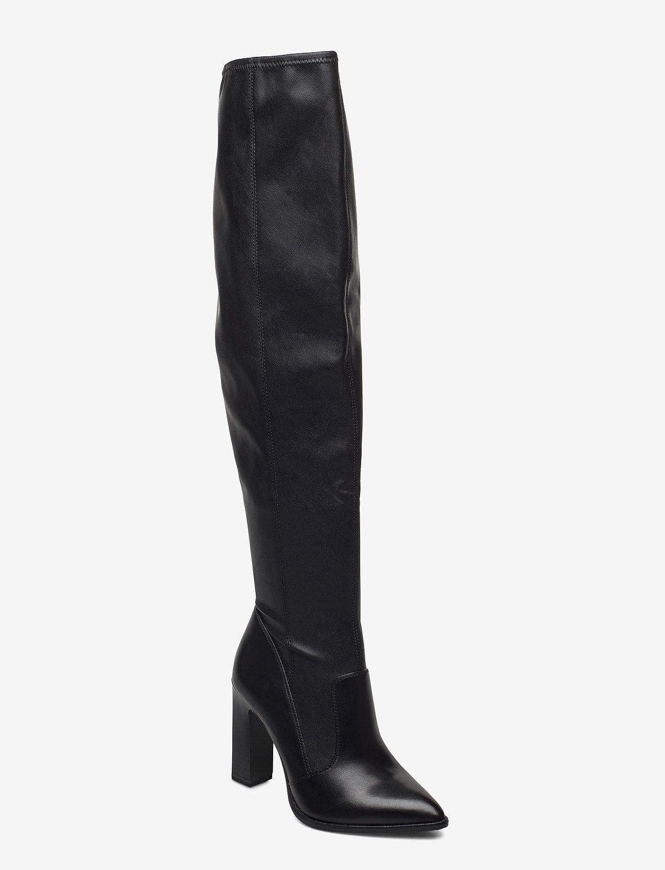 Tamaris Heart & Sole - Woms Boots - lange laarzen - black - 0