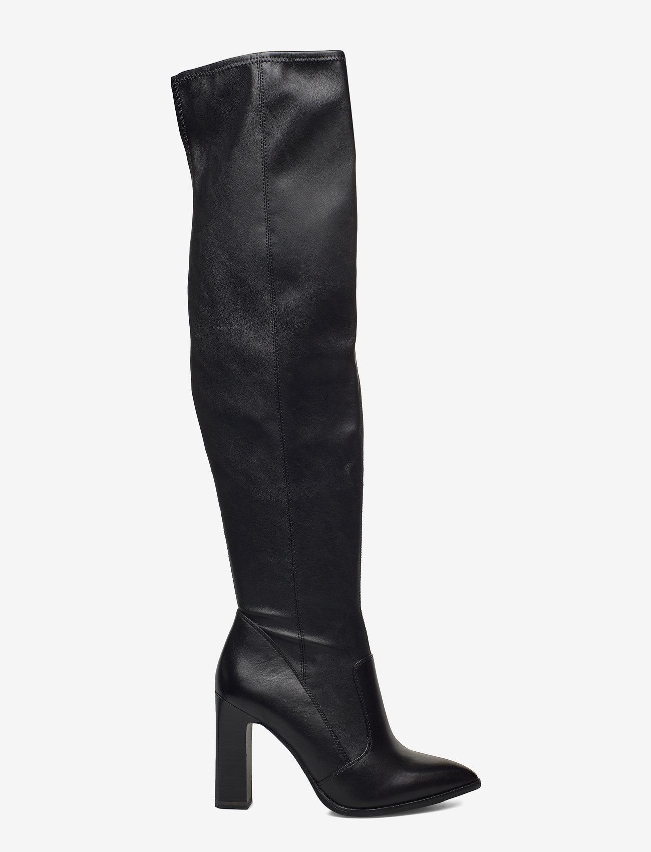 Tamaris Heart & Sole - Woms Boots - lange laarzen - black - 1