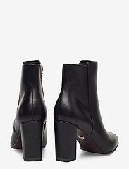 Tamaris Heart & Sole - Woms Boots - enkellaarsjes met hak - black - 4