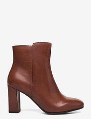 Tamaris Heart & Sole - Woms Boots - enkellaarsjes met hak - brandy - 1
