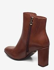 Tamaris Heart & Sole - Woms Boots - enkellaarsjes met hak - brandy - 2