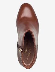 Tamaris Heart & Sole - Woms Boots - enkellaarsjes met hak - brandy - 3