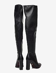 Tamaris Heart & Sole - Woms Boots - lange laarzen - black - 4