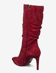 Tamaris Heart & Sole - Woms Boots - lange laarzen - ruby - 2